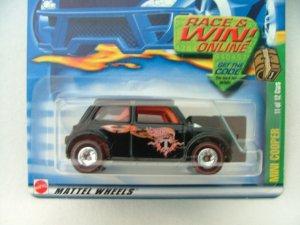 2002 Hot Wheels Hotwheels Treasure Hunt Mini Cooper