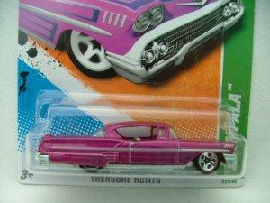 2011 Hot Wheels Hotwheels Treasure Hunt '58 Impala
