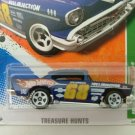 2011 Hot Wheels Hotwheels Treasure Hunt '57 Chevy