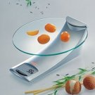Soehnle Digital Kitchen Scale, Silver