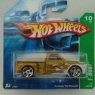 2007 Hot Wheels Hotwheels Treasure Hunt '69 Custom Chevy SC