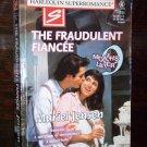 The Fraudulent Fiancee by Muriel Jensen 1997 Harlequin Super Romance Book