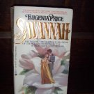 Savannah by Eugenia Price Berkley Historical Fiction Romance Book