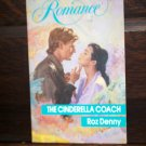 The Cinderella Coach by Roz Denny Harlequin Romance Book No 3169 Jan 1992