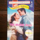 The Maine Man by Ellen James Harlequin Super Romance Book No 822 Feb 1999