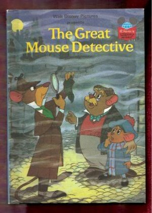 The Great Mouse Detective Walt Disney Pictures Presents