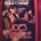 Joe's Miracle by Helen Conrad Harlequin Super Romance Book #544 April 1993