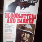 Bloodletters & Badmen Jay Robert Nash Book 2 Butch Cassidy to Al Capone Warner
