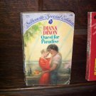 Quest For Paradise by Diana Dixon Silhouette Special Edition 1983 Romance Book #99
