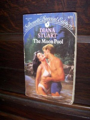The Moon Pool by Diana Stuart Silhouette Special Edition Romance Book #671 May 1991