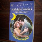 Midnight Wishes by Carla Cassidy Harlequin Intrigue Romance Book #415 April 1997