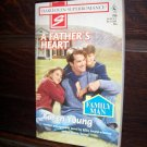 A Father's Heart by Karen Young Harlequin Super Romance Book #786 May 1998