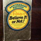 Ripley's Believe It or Not 7th Printing June 1975 Anniversary Edition 671-78947-3 Pocket Books