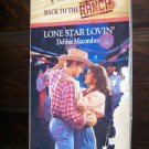 Lone Star Lovin' by Debbie Macomber Super Romance Back To The Ranch Book #3281 July 1993