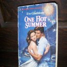 One Hot Summer by Eve Gladstone Harlequin Super Romance Book #324 September 1988