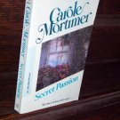 Secret Passion by Carole Mortimer Harlequin Romance Paperback Fiction Book 1993 ISBN 0-373-83256-7