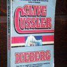 Iceberg by Clive Cussler Pocket Fiction Books Mystery Thriller Paperback Novel ISBN 0-671-67041-7