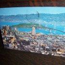 San Francisco California Mike Roberts C16239 1965 Postcard with 8 Cent US AirMail Stamp Silvio Marin