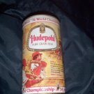 1976 Red Skins World Championship Commemorative Hudepohl Brewing Cincinnati Beer Can
