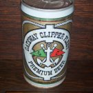 Gateway Clipper Fleet Premium Beer Pittsburgh Brewing Straight Steel Crimped Pull Top Beer Can