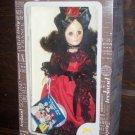 Miss Spain 1980's Effanbee Dolls of the World International Doll #1109