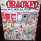 Whats Wrong With This Cover Cracked Comic Magazine July 1984