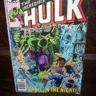 The Incredible Hulk Panic In The Night Movel Comics No 231 January 1978 Magazine