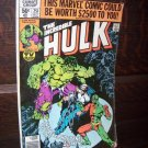 The Incredible Hulk What Happened to 3D Man Marvel Comic No 251 Sept 1980 Magazine