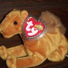 Niles The Camel 2000 Ty Beanie Baby mwmt 6th 9th Generation Retired