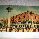 Vintage Venezia Doges Ducal Palace Italian Postcard Italy International unused