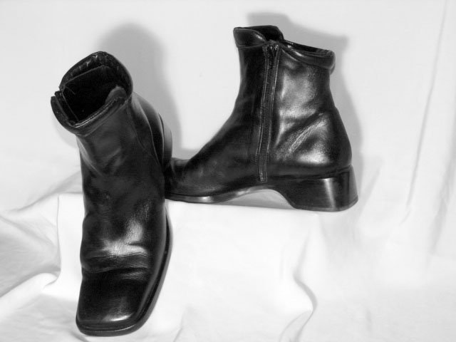 Enzo Angiolini Leather Ankle Boots 40M NEW