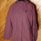 Eddie Bauer Purple Walking Jacket XXL NWT
