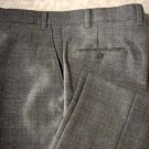 Retro Mens Black/White/Red Glenplaid Pants 42/30.5