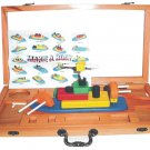 Wooden Make - a -Boat