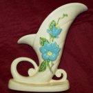 Hull Pottery Magnolia Cornucopia