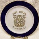 Bob Jones University Plate