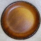 McCoy Pottery Canyon  Salad Plate  cir. 1977