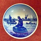 Royal Copenhagen mini plate  The Mermaid