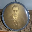 Antique Photo and Frame