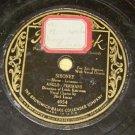Siboney   78 RPM Record on Brunswick Label