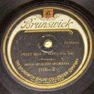 Sweet Man of Mine  78 RPM Record Brunswick   # 2138