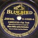 Careless - 78 RPM on Blue Bird