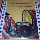 Gospel LP - The Singing Patriots- You're In Good Company
