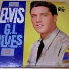 Elvis  G.I. Blues   1960 on RCA Label 33 1/3 RPM LP