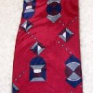 Necktie, Italian Silk, Geoffrey Beene