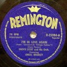 I'm In Love Again  78 RPM on the Remington Label