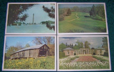 Vintage Placemats Set of Four cir.60's/70's