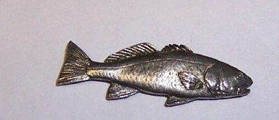 1986 GG Harris Fish Pin