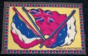 Tobacco Flag, Triple Entente