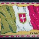 Tobacco Flag, Italy